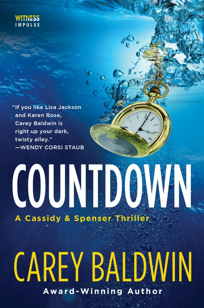 Countdown By Carey Baldwin Partners In Crime Tour Stop Welcome