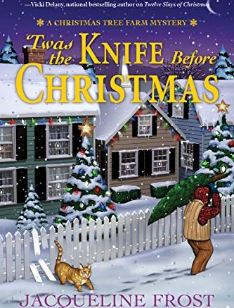 Welcome To Christmas.Review Twas The Knife Before Christmas By Jacqueline