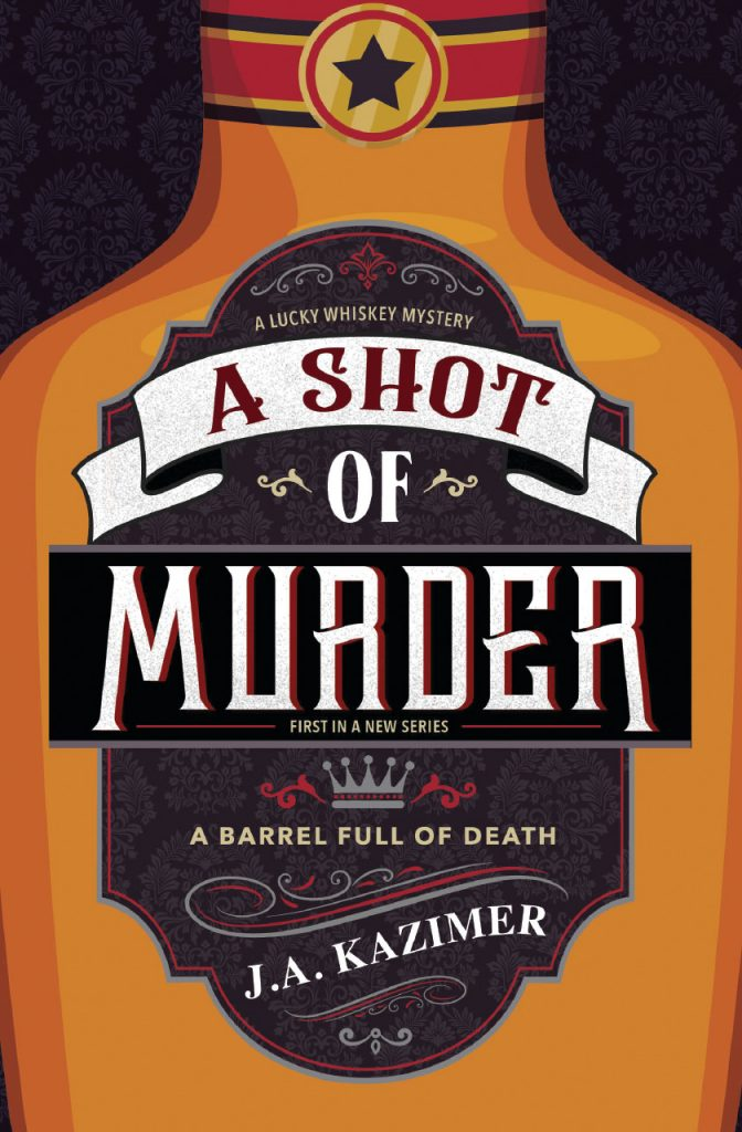 """Excerpt """"A Shot of Murder"""" by J A  Kazimer – Welcome To"""