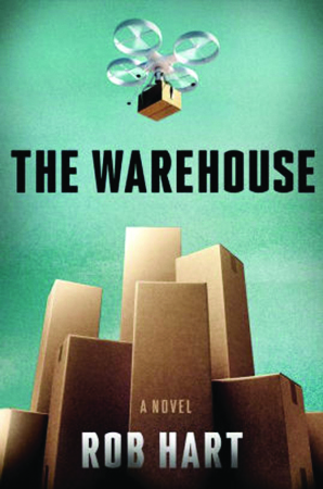 review the warehouse by rob hart