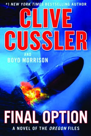 review final option clive cussler