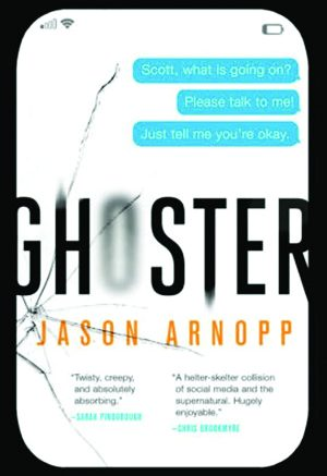 review ghoster jason arnopp