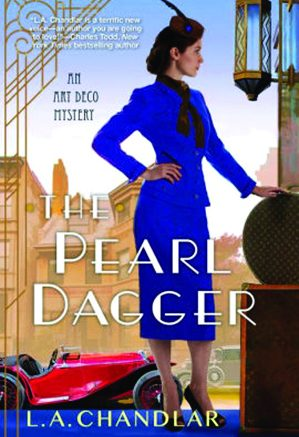 review the pearl dagger L.A. Chandler
