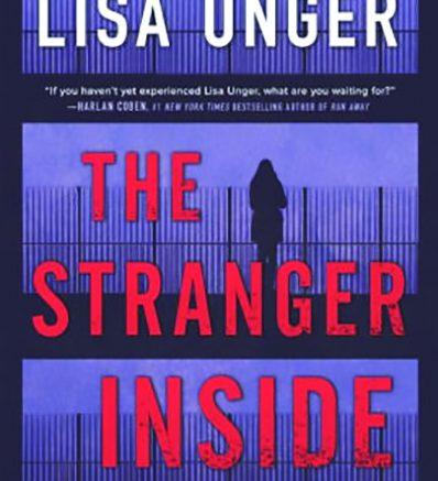 the stranger inside lisa unger