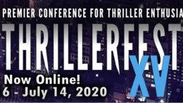 thrillerfest update with kim howe