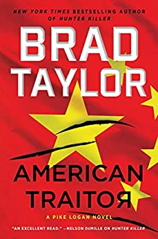 Interview with Brad Taylor