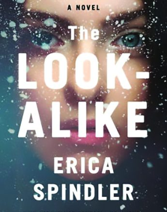 """Review """"THE LOOK-ALIKE"""" By Erica Spindler"""