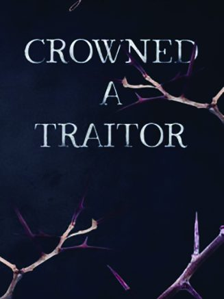 Review CROWNED A TRAITOR By Kate Callaghan