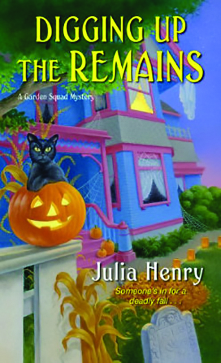 Review DIGGING UP the REMAINS By Julia Henry