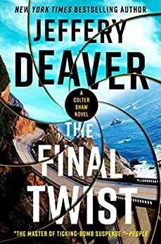 career interview with Jeffery Deaver