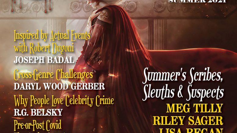 suspense magazine summer 2021 issue